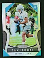 Travis Fulgham 2019 Panini Prizm Silver RC Rookie # 359 Philadelphia Eagles HOT!
