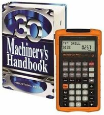 Machinery's Handbook 30th. Edition, Toolbox, & Calc Pro 2 Combo by Erik Oberg (Mixed media product)
