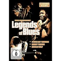 LEGENDS OF BLUES - MUDDY WATERS/STEVIE RAY VAUGHAN/HOWLING WOLF  DVD NEW+