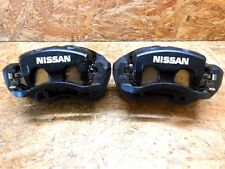 99 2004 JDM NISSAN GLORIA CEDRIC Y34 INFINITI M45 BRAKE CALIPERS SET W PEDS OEM