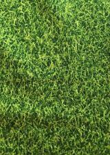 RPFRK46D Green Artificial Turf Lawn Grass Sports Field Cotton Quilt Fabric