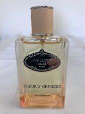 Prada Fleur D'Oranger 100ml Eau De Parfum Spray - New & Supplied UNBOXED