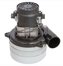 24V 3 Stage Vaccum Motor, 116515-13 Alto, Hako, Nilfisk, Tennant, Wetrok