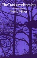 The Transcendentalists : An Anthology (1950, Paperback)
