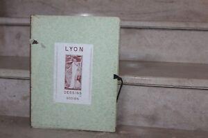 LYON / dessins de adrien godien