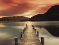 Mel Allen - Ullswater - Ready Framed Canvas