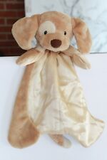 Baby Gund Spunky Puppy Dog Lovey Huggybuddy Brown Plush Baby Security Blanket