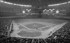 Houston Astros ASTRODOME Glossy 8x10 Photo Aerial Print Poster Oilers