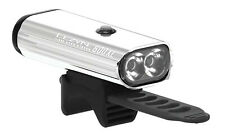 Lezyne Micro Drive Pro 800XL LED Front Headlight Bicycle Cycling Light Silver