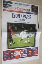 PROGRAMME ))  OL LYON V PSG )) Saison 2003/2004