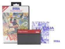 Ninja Gaiden für SEGA Master System / MS