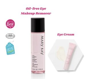 Mary Kay Eye Makeup Remover & Eye Cream~ Great Night Treatment!