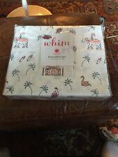 Martha Stewart Whim Collection Twin Sheet Set India