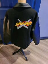 Vintage ski-doo Sno Gear Team Racing Bombardier Snowmobile Jacket Mens Xl