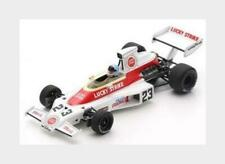 1:43 SPARK Mclaren F1 M23 #23 South African Gp 1974 D.Charlton White Red S5737