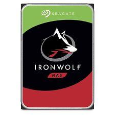 "Seagate IronWolf 4TB NAS Internal Hard Drive 3.5"" SATA 6Gb/s 5900RPM ST4000VN008"