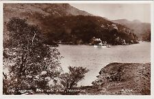 Loch Katrine & Ben A'An, THE TROSSACHS, Perthshire RP