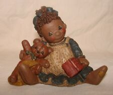 Muffin Miss Martha Originals All God's Children Black Americana Nwob 1995