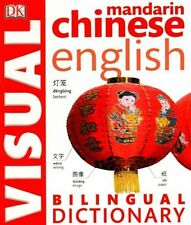 Chinese English Bilingual Visual Dictionary (DK Bilingual Dictionaries), DK, New