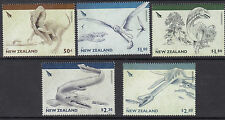 NEW ZEALAND :2010 Ancient Reptiles  set + sheet SG 3193-7MS3198 MNH