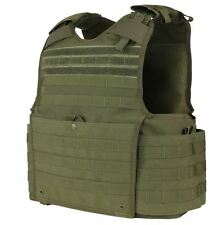 CONDOR MOLLE Enforcer Releasable Plate Carrier Body Armor 201147-001 OD GREEN