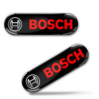 2 Domed Stickers Decals Auto Moto Tuning Car Motorsport Bosch Spark Racing KS 68