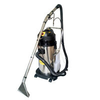 110V Multifunctional Carpet Shampoo Extractor Cleaning Machine 40L/11Gal Cleaner