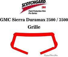 3M Scotchgard Paint Protection Pro 2017 2018 2019 GMC Sierra 2500 3500 Duramax