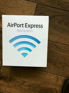 Genuine Apple Airport Express Base Station A1264 Wi-Fi Extender