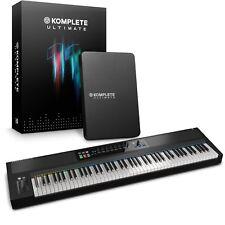 Native Instruments Komplete Kontrol S88 Midi Controller Keyboard