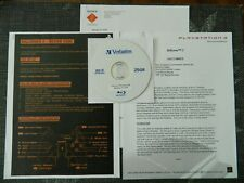 RARE Killzone 2 PS3 Preview Build Prototype Review Debug Disc w/ Letter + More