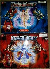 NAVIA DRATP COLLECTIBLE MINIATURES GAME STARTER SETS 1 & 2 GET BOTH! NEW IN BOX