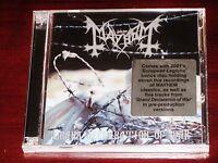 Mayhem: Grand Declaration Of War + European Legions 2 CD Set 2014 SOM 027R NEW