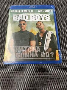 BAD BOYS WHATCHA GONNA DO? Blu-ray Brand New! Ships same day FREE!