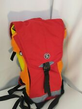 Crumpler The Bumper Issue Hydration Pack Backpack Laptop Bicycle Camera Bag
