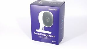 Samsung SmartThings Cam 1080P Video with HDR 2-Way Audio & Night Vision RRP £100