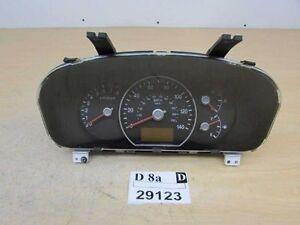 09 10 Kia RONDO SPEEDOMETER instrument CLUSTER odometer 2.4L W/CRUISE CONTROL