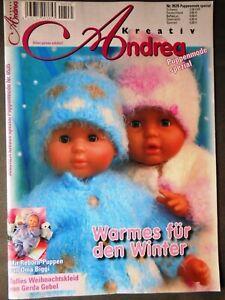 Andrea Kreativ  -  Puppenmode  -  Nr. 0535 Spezial