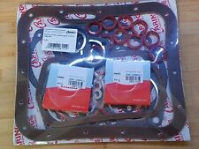 FIAT 126 / 500 - 650cc AIRCOOLED ENGINE GASKET SET with Corteco seals,brand new!