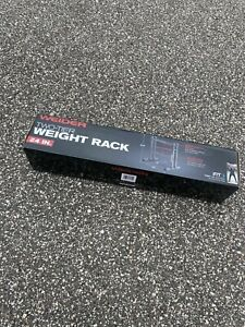 Weider Two-Tier Utility Rack WDBRK20 Rare Fast Free Shipping Must Look Hot Item