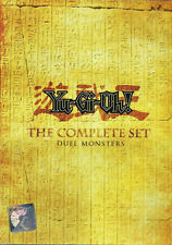 Yu Gi Oh Complete Series Seasons 1 2 3 4 & 5 Animation DVD BOXSET English Audio