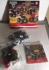 K'Nex Monster Jam Ultimate Micro Collection 5 Famous Monster Trucks NOB