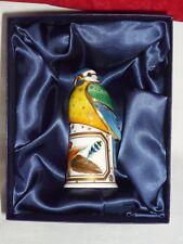 Royal Worcester Snuffer    BLUE  TIT     1999-2001