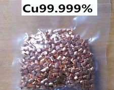 50 grams High Purity 99.999% Copper Cu Metal Lumps Vacuum packing