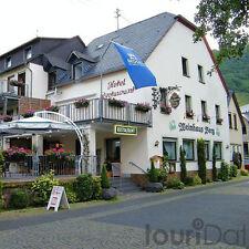 Mosel 4 Tage Bremm Kurzreise Hotel Weinhaus Berg Gutschein 3 Sterne