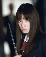 Chiaki Kuriyama UNSIGNED photo - H3035 - Kill Bill: Vol. 1