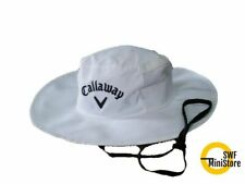 NEW Callaway Golf Sun Bucket White Fitted S/M Hat/Cap