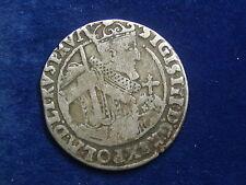 1/4 Taler ( Ort ) Polen 1623 Sigismund W/17/529