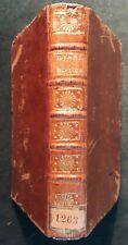 Alain-René LESAGE. Le Diable boiteux. Amsterdam, Henry Desbordes, 1734.