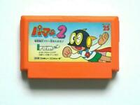 Famicom Parman 2 Japan FC game US Seller